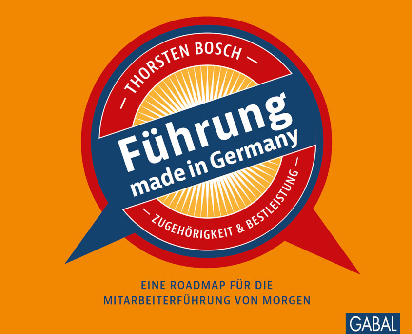 Titelseite: Führung made in Germany