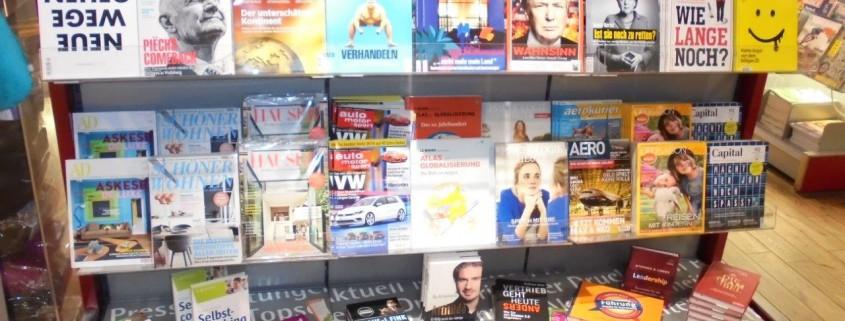 Führung Spiegel Focus Wirtschaftswoche Manager Magazin