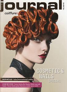 "Titelbild ""Journal Coiffure Suisse"" 12/2015"
